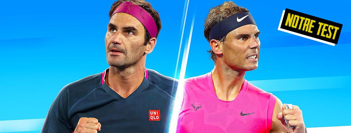 Test Tennis World Tour 2 : du mieux, mais il y a encore du boulot derrière