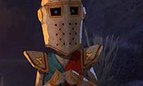 The Cave : du gameplay avec le chevalier