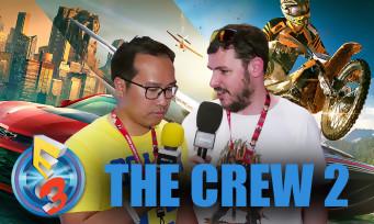 The Crew 2 : une suite surprenante, nos impressions depuis l'E3 2017