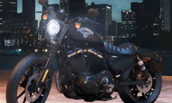 The Crew 2 : un trailer avec la Harley-Davidson IRON 883TM