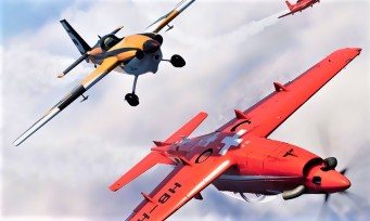 The Crew 2 : un trailer de gameplay dans un avion de voltige !