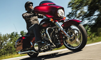 The Crew 2 : la Harley-Davidson Street Glide 2017 présentée en vidéo