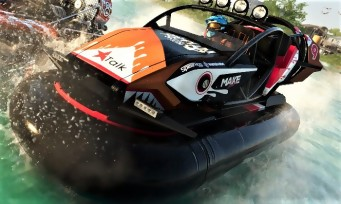 The Crew 2 : un trailer de gameplay pour le DLC Gator Rush !