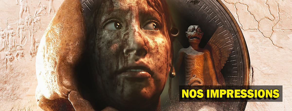 The Dark PicturesHouse of Ashes: la saga semble en progrès, nos impressions