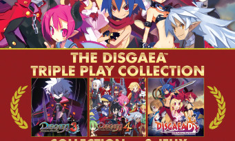 The Disgaea Triple Play Collection