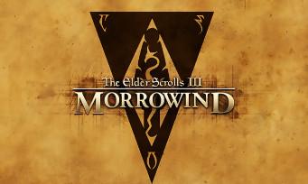 The Elder Scrolls III Morrowind : le jeu est offert sur PC !