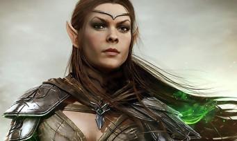 The Elder Scrolls Online : un trailer en 4K sur la PS4 Pro