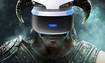 Skyrim VR : trailer de gameplay sur HTC Vive et Oculus Rift