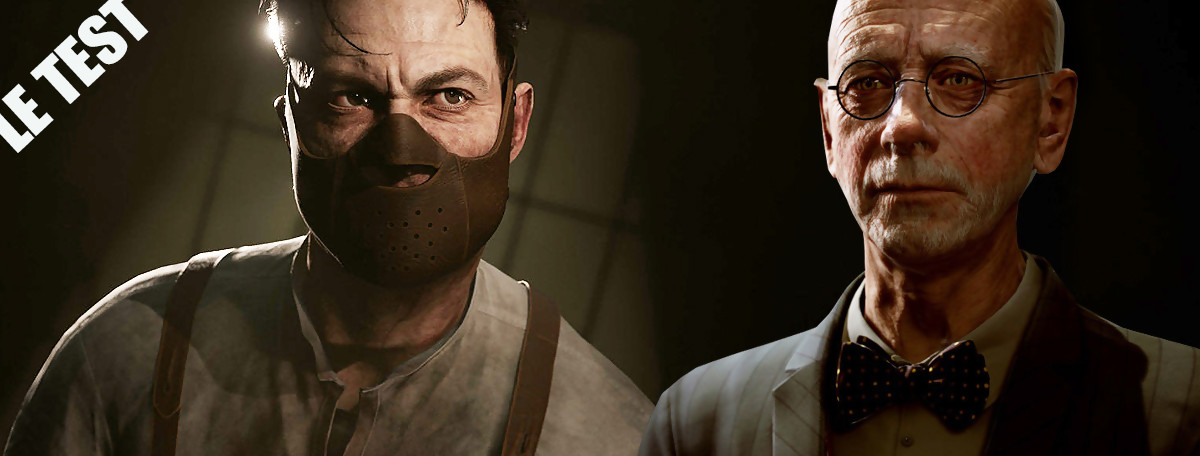 Test The Inpatient (PS4) : Until Dawn en moins bien