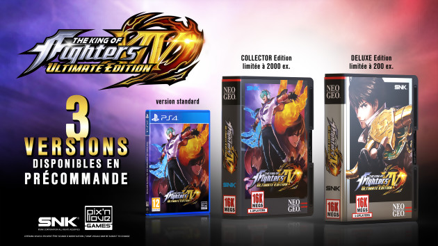 The King of Fighters XIV : Ultimate Edition