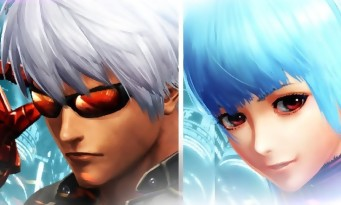 The King of Fighters XIV : trailer des Teams K' et Women Fighters