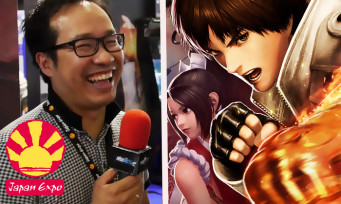 The King of Fighters XIV : on y a rejoué à Japan Expo 2016 et il va déboîter