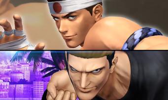 The King of Fighters XIV : une vidéo de gameplay avec Yamazaki et Higashi