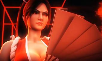 KOF Destiny : télécharger l'Episode 19 avec Mai en mode zombie