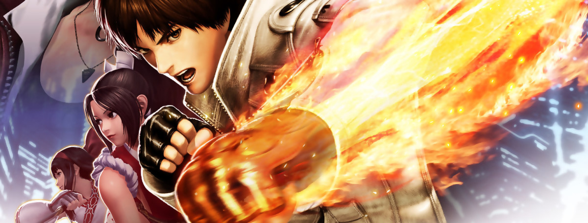 Test The King of Fighters XIV sur PS4