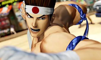 KOF XV : Joe Higashi trailer de gameplay, avec musique de Fatal Fury 2