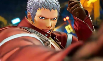 KOF 15 : Yashiro Nanakase fait son grand retour, trailer de gameplay