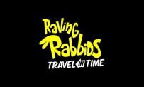 Les Lapins Crétins : Retour vers le passé - trailer Gamescom 2010