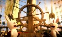 Les Lapins Crétins : Retour vers le passé - Colomb