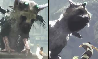 The Last Guardian : E3 2015 VS Tokyo Game Show 2016, ce qui a changé
