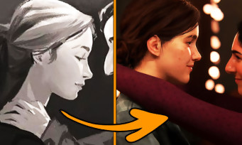 The Last of Us 2 : un superbe artwork dévoilé, Ellie semble bien amoureuse