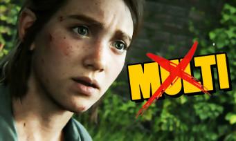 The Last of Us 2 : le multijoueur finalement annulé par Naughty Dog