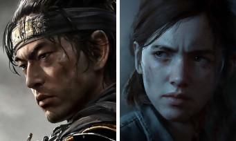 PS4 : The Last of Us 2 et Ghost of Tsushima impactés par le coronavirus ? La réponse de Sony