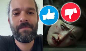 The Last of Us 2 : deux fois plus de dislikes que de likes sur la vidéo de Neil