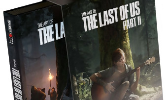 The Last of Us 2 : l'artbook officiel d'Omaké Books fait 200 pages
