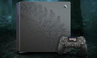The Last of Us 2 : la PS4 Pro collector avec le tatouage d'Ellie + accessoires