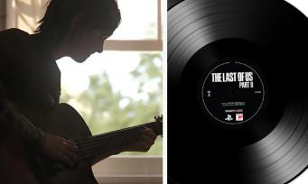 The Last of Us Part 2 : une nouvelle version du double vinyle en précommande