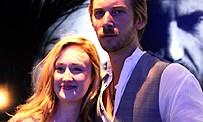 The Last of Us : Troy Baker et Ashley Johnson en vidéo à la gamescom 2012