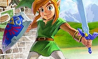Zelda A Link Between Worlds : gameplay trailer