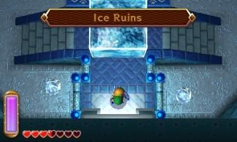 Zelda : A Link Between Worlds