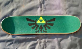 Zelda Breath of the Wild : Link se lance dans les vidéos de skate