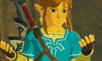Zelda Breath of the Wild : astuce pour trouver le mini-jeu de Golf