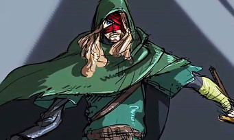 Zelda Breath of the Wild : un Dark Link avec une épée et un seul bras