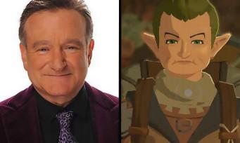 Zelda Breath of the Wild : Robin Williams serait aussi dans le jeu