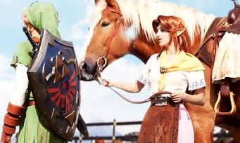 Zelda Breath of the Wild : la soluce pour trouver le Lon Lon Ranch d'Ocarina of