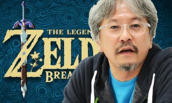Zelda Breath of the Wild : voici les coups de coeur de Nintendo