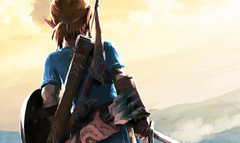 Zelda Breath of the Wild : une vidéo comparative pour le framerate