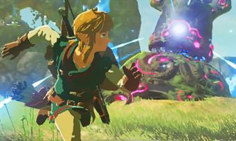 Zelda Breath of the Wild : un meilleur framerate via un patch disponible