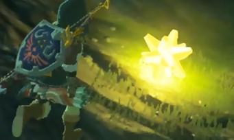 Zelda Breath of the Wild : la soluce pour trouver des fragments d'étoile