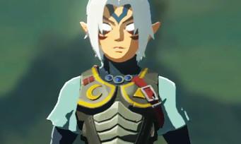 Zelda Breath of the Wild : la soluce pour le costume du Dieu Démon