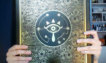Zelda Breath of the Wild : voici l'Edition Prestige du Guide Officiel