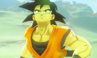 Zelda Breath of the Wild : un mod Dragon Ball Z pour jouer avec Son Goku