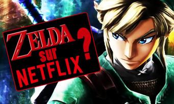 Zelda : des informations sur la série Netflix en préparation !