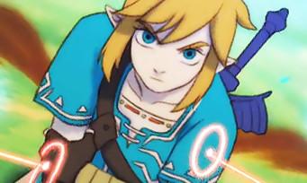 Zelda Breath of the Wild : un superbe anime de quelques minutes, à voir !