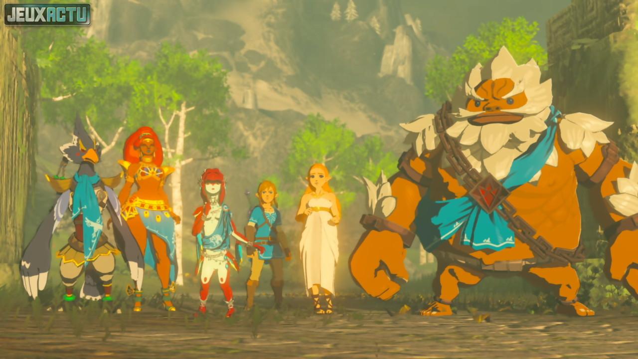Zelda Breath Of The Wild Ps4 test zelda breath of the wild sur nintendo switch