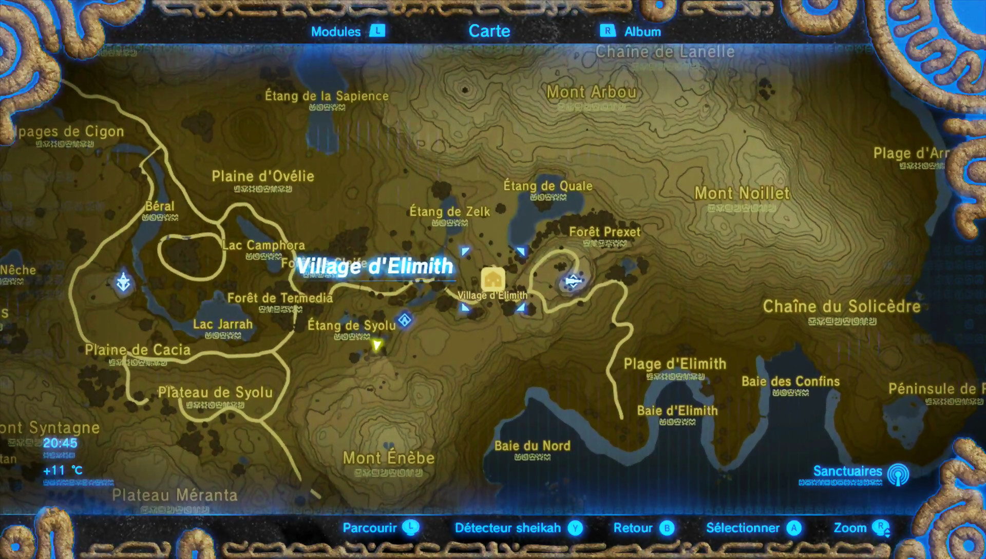 Zelda Breath Of The Wild La Soluce Pour Acheter Une Maison